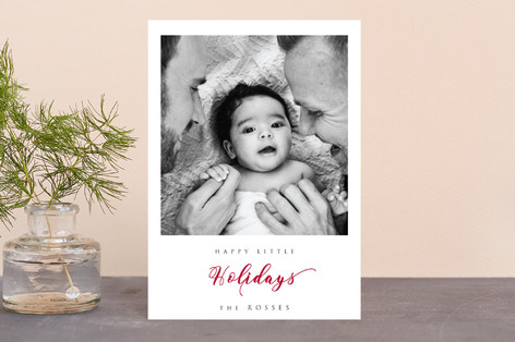 Merry Little Holiday Postcards