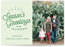 Season's Greetings From... by Half Pint Studio