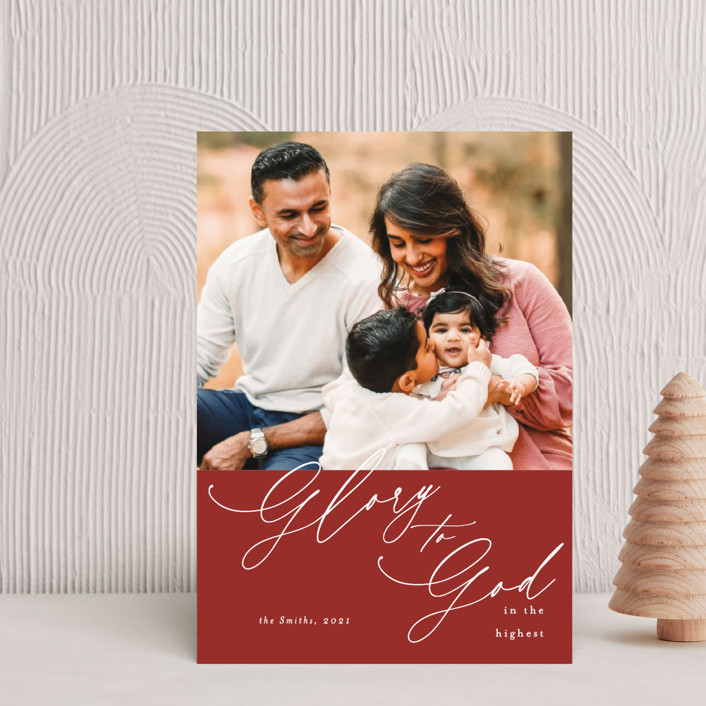 """""""christmas glory"""" - Holiday Postcards in Holly by Kasia Labocki."""