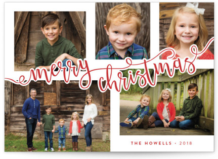 Revelry Holiday Postcards