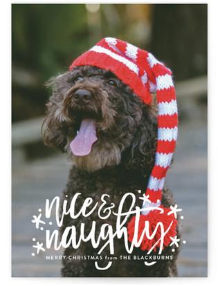 Both Lists Holiday Postcards