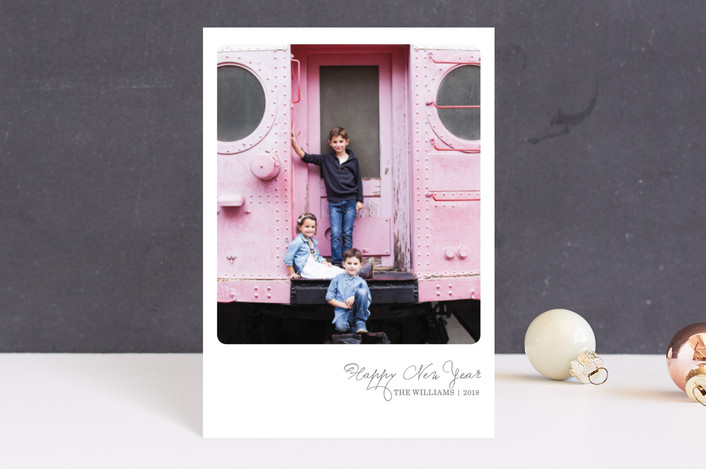 """""""Roadside Attraction"""" - Holiday Postcards in Pewter by Pinch Me Moments."""
