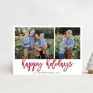Wonders Holiday Postcards