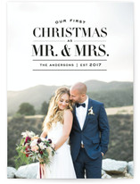 First Christmas as Mr &... by Emily Henning
