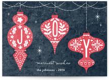 Noel Ornament by Bonjour Paper