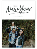 Hello, New Year by Little Words Design