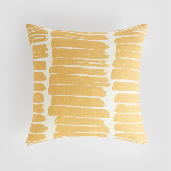 Ink stripes Pillow Cover