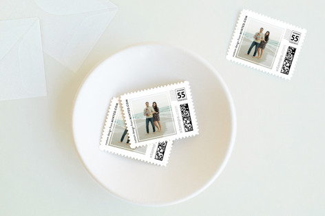 Frame Holiday Stamps