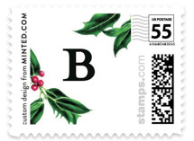 A Touch of Holly Holiday Stamps