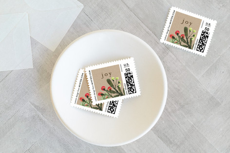 All Decked Out Holiday Stamps