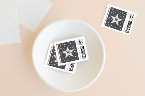 Radiant Glory Holiday Stamps