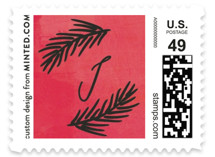 What Matters Most Holiday Stamps