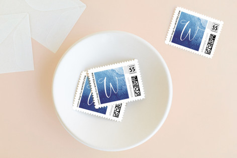 Merry Ink Holiday Stamps