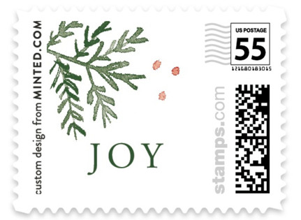 Wintertide Holiday Stamps