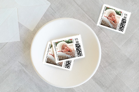 First Noel Holiday Stamps