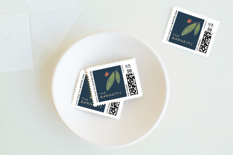 Doves of Peace Holiday Stamps