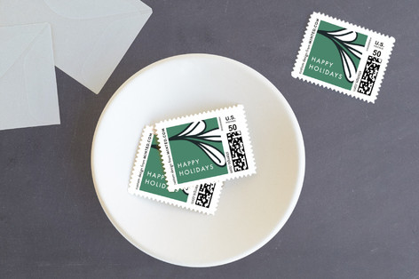 May Your Days Holiday Stamps