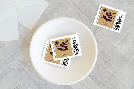floranoel Holiday Stamps