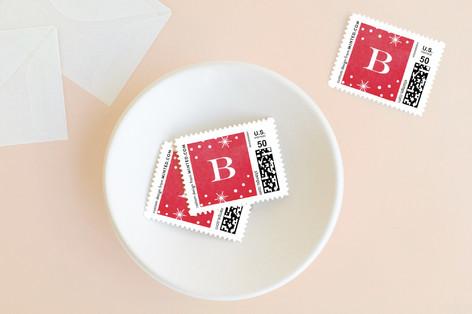 Glorious Christmas Holiday Stamps