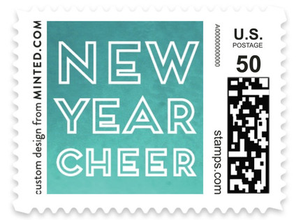 Bright Future Holiday Stamps