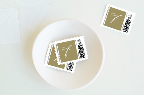 scripty twenty eighteen Holiday Stamps