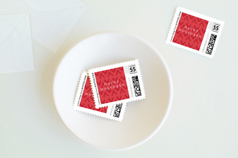 Good Vibes Holiday Stamps