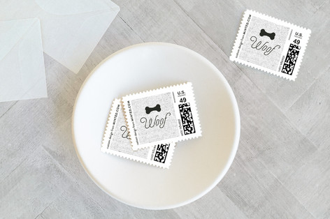 New Year's Resolutions Holiday Stamps