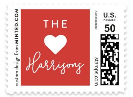 Christmas Wish Holiday Stamps