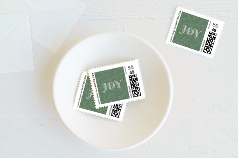 Rejoice Ornate Holiday Stamps