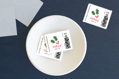 Most Wonderful Everything Holiday Stamps