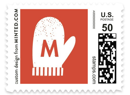 Mitten State Holiday Stamps