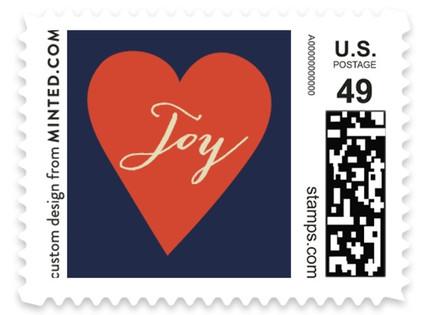 Christmas Angel Holiday Stamps