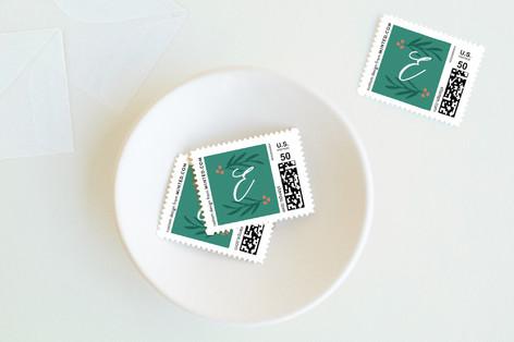 Making Spirits Bright Holiday Stamps