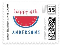 American Watermelon by Little Print Design