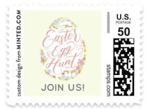 Easter Egg Hunt Holiday Stamps