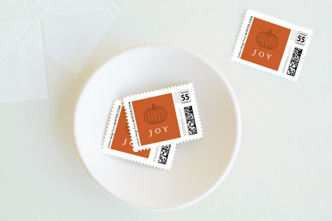 Fine Vine Holiday Stamps