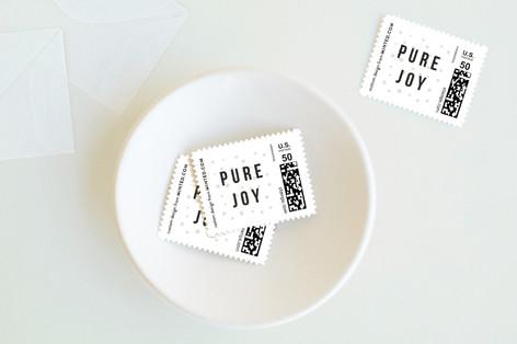 Purely Joyful Holiday Stamps