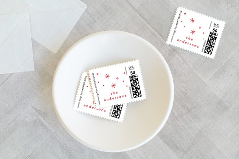 pressed for joy Holiday Stamps