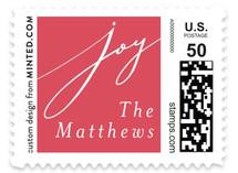 La monita Holiday Stamps