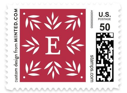 Feliz Navidad Holiday Stamps