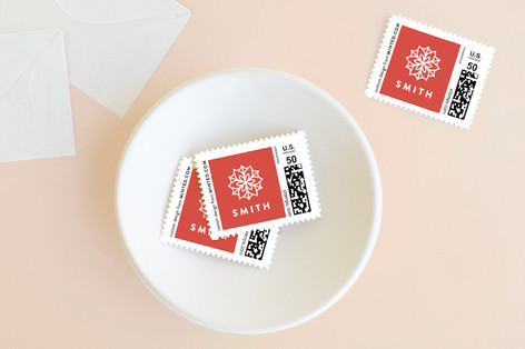 New Joy Holiday Stamps