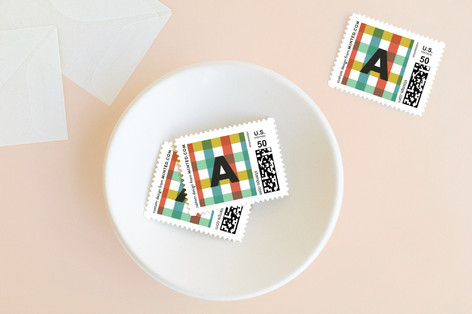 Color Me Love Holiday Stamps