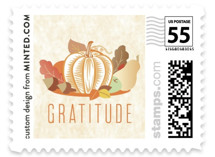 A Gathering of Friends Holiday Stamps