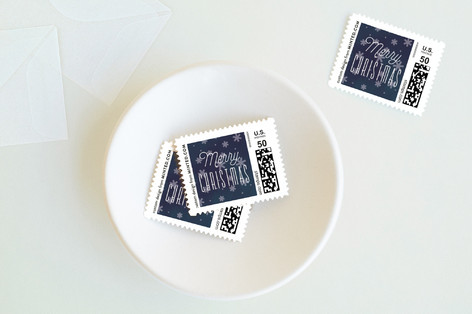 Perfect Light Holiday Stamps