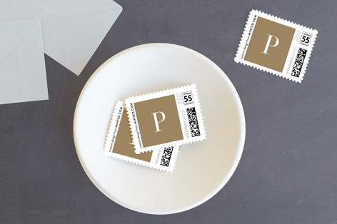 Glowing Wonder Holiday Stamps