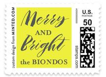 Holiday Sunrise Holiday Stamps