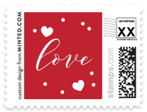 Jubilant Holiday Stamps