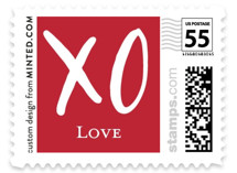 Big XO by Sweetgrass Paper Company