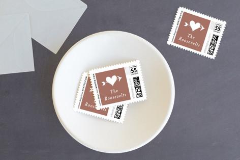 Big Hugs and Kisses Holiday Stamps