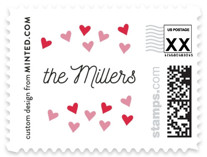 HO to XO Holiday Stamps